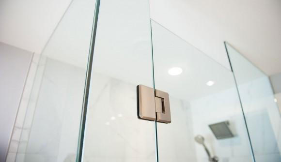 Bathroom reno - shower