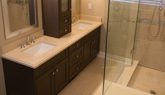 Bathroom reno - Vanity